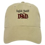 English mastiff Baseball Cap