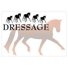 -dressage Poster