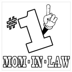 #1 - MOM-IN-LAW Poster