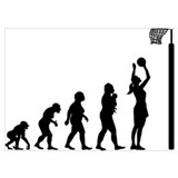 Netball Posters
