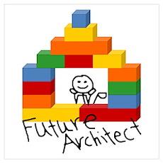 Future Architect Poster