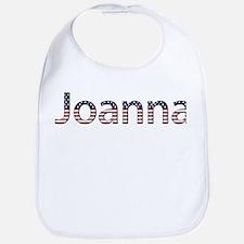 Joanna Stars and Stripes Bib