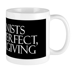 Humanists aren't Perfect, Jus Mug