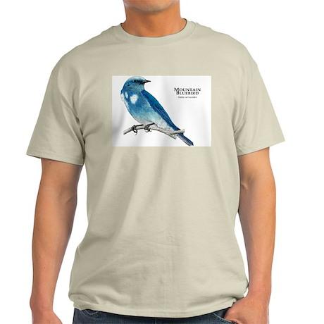 Mountain Bluebird Light T-Shirt