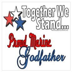 Marine Godfather Poster