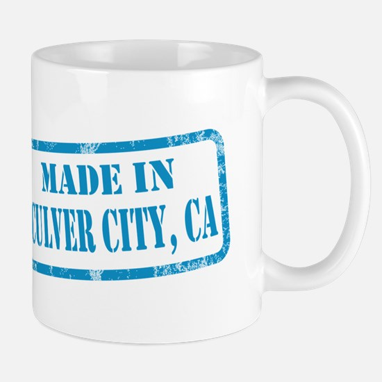 MADE IIN CULVER CITY, CA Mug