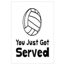 Volleyball Served