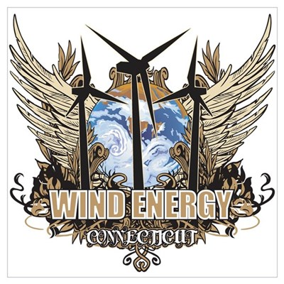 Connecticut Wind Energy Poster