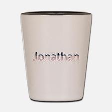 Jonathan Stars and Stripes Shot Glass