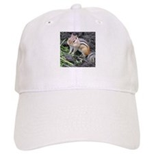 Cheeky Chipmunk Baseball Cap