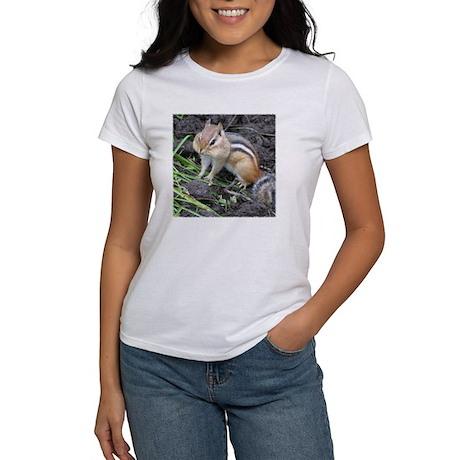 Cheeky Chipmunk Women's T-Shirt