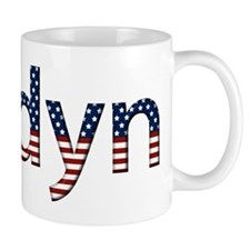 Jordyn Stars and Stripes Mug