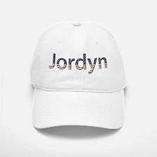 Jordyn Stars and Stripes Baseball Baseball Cap