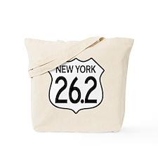 New York Marathon Tote Bag