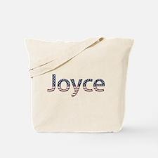 Joyce Stars and Stripes Tote Bag