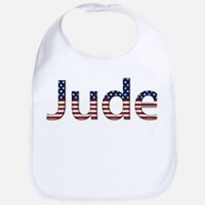 Jude Stars and Stripes Bib