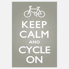 Keep Calm Cycle On