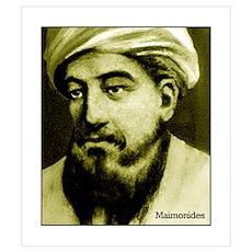 Maimonides Poster