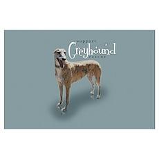 Greyhound Rescue!! Poster