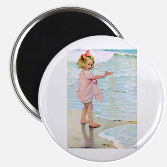 """Seashore 2.25"""" Magnet (10 pack)"""