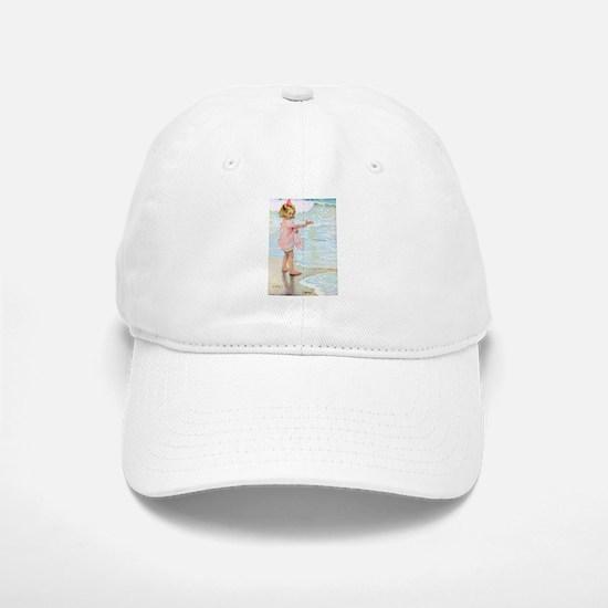 Seashore Baseball Baseball Cap