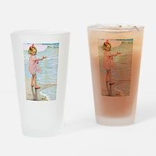 Seashore Drinking Glass