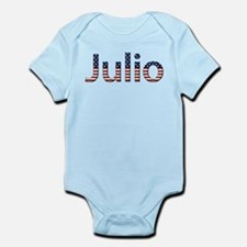 Julio Stars and Stripes Infant Bodysuit
