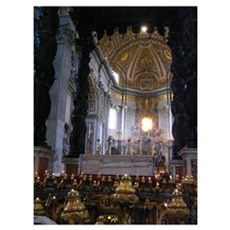 St. Peter's Basilica Canvas Art