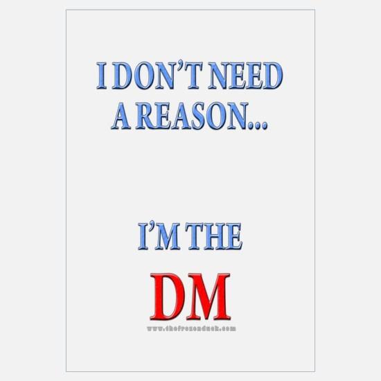 DM - Reason