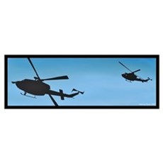CH-146 GRIFFONS Poster