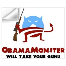 Takes Your Guns Wall Decal
