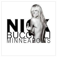 Nick Buccelli Finger Poster