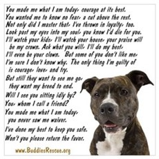 Only Thing, Pit Bull Poster