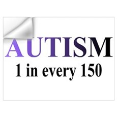 Autism (1 in every 150) Wall Decal