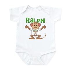 Little Monkey Ralph Infant Bodysuit