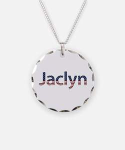 Jaclyn Stars and Stripes Necklace