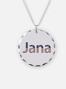 Jana Stars and Stripes Necklace