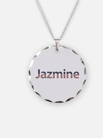Jazmine Stars and Stripes Necklace