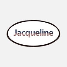 Jacqueline Stars and Stripes Patch