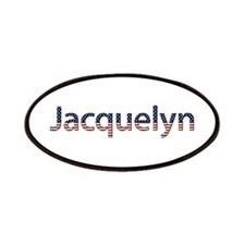 Jacquelyn Stars and Stripes Patch
