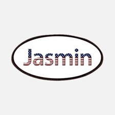 Jasmin Stars and Stripes Patch