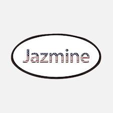 Jazmine Stars and Stripes Patch