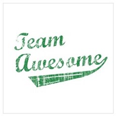 Team Awesome Poster