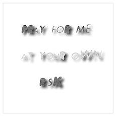 Pray for Me 16 Poster