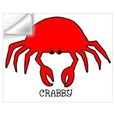 Crabby Wall Decal