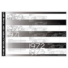 Framed Evolution of the 917
