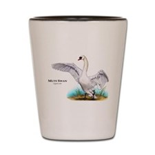 Mute Swan Shot Glass