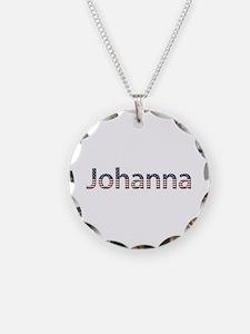 Johanna Stars and Stripes Necklace