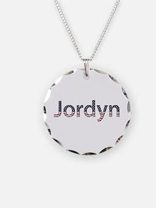 Jordyn Stars and Stripes Necklace