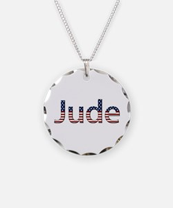 Jude Stars and Stripes Necklace